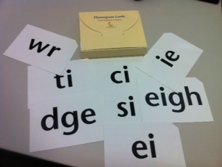 Learn more about phonograms and high frequency words