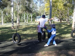 Year 4 - Camp Warrawee in 2013